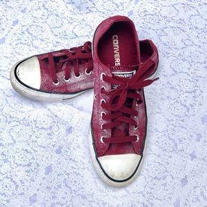 Converse women's All Star shoes